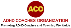 Member of ADHD Coaches Organization