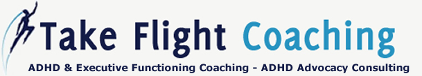 Take Flight Coaching Logo